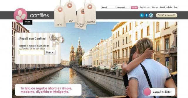 Confites | Casamientos Online
