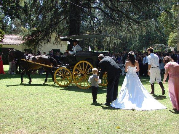 Estancia Los Candiles | Casamientos Online