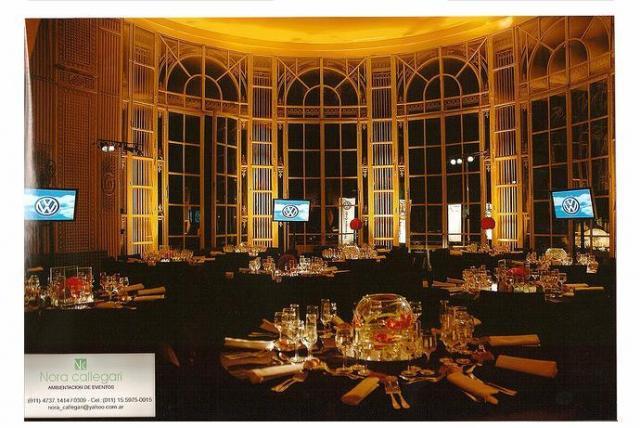 Jardín de Invierno - Cena Formal | Casamientos Online