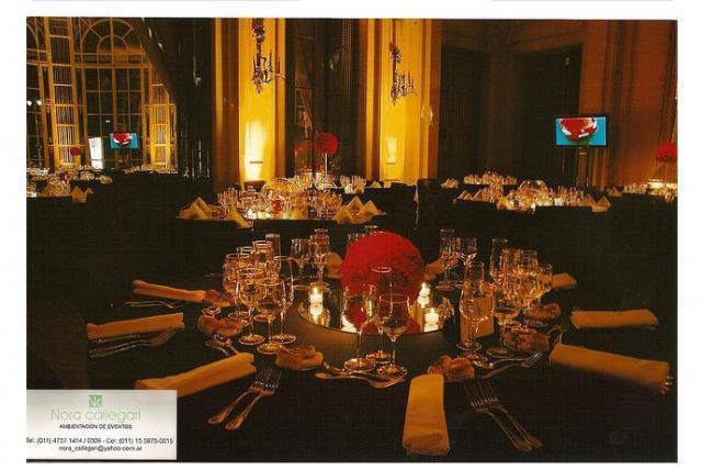 Salón Imperial - Cena Formal | Casamientos Online