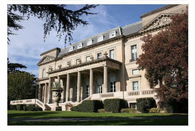 Palacio Sans Souci - Fachada Este | Casamientos Online