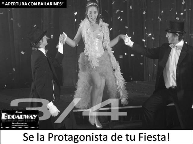 Shows BROADWAY | Casamientos Online