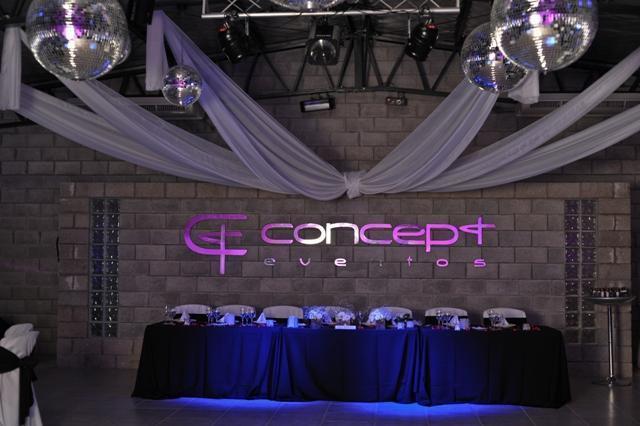 Concept Eventos | Casamientos Online