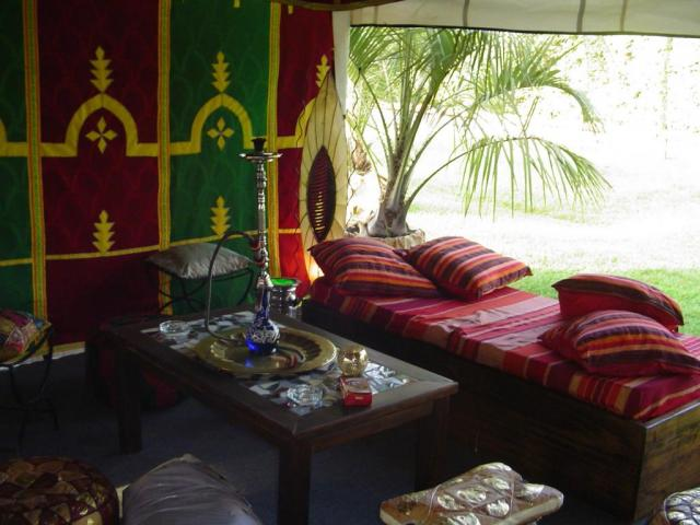 Jaimas Carpas Marroquies