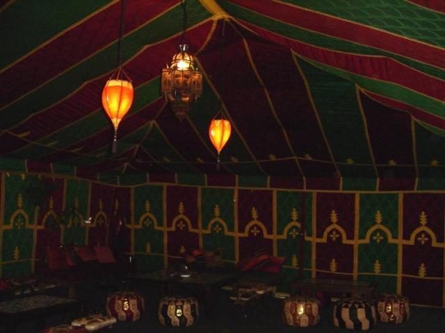 Jaimas Carpas Marroquies | Casamientos Online