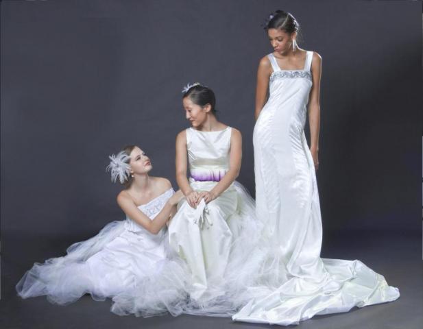 Las Infantas- colección Rio de la Plata | Casamientos Online