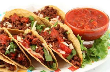 Servicio Finger Food Tacos