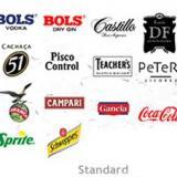 Barra Standard, Bebidas y Barras de Tragos