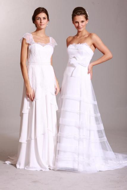 Vestidos Novias Magazine | Casamientos Online