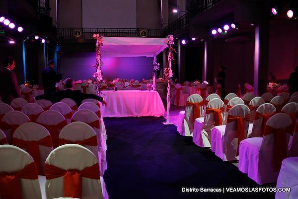 Distrito Barracas | Casamientos Online