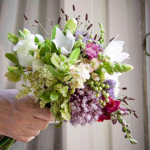 Flores y... mas flores | Casamientos Online