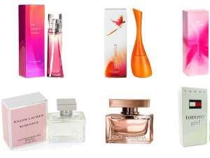 Qué perfumes usas? Participá y ganá!