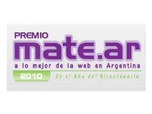 Casamientos Online: finalista de los premios Mate.ar!