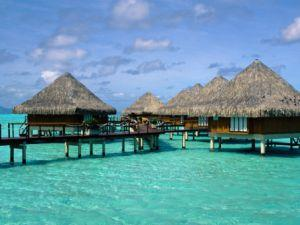 Polinesia: uno de los Top 5 para la Luna de Miel!
