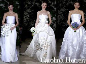 New York Bridal Week 2012: inspiración para tu vestido de novia!