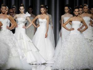 Barcelona Bridal Week 2011, lo último en vestidos de novia!