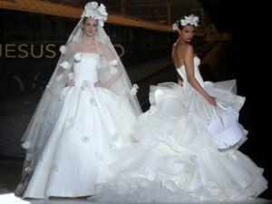 Pasarela Gaudí Novias, tendencias para el 2012!!