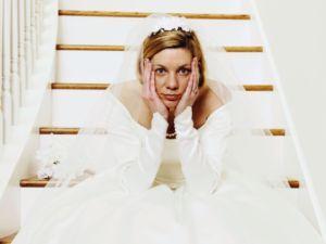 Los 5 problemas que enfrenta toda novia!