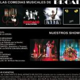Shows BROADWAY by Giselle Dufour Eventos