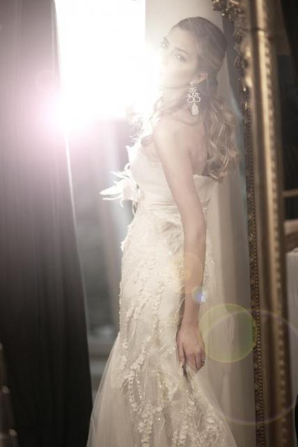 Vestido de novia, Vestido Avantgarde, Ezequiel García | Casamientos Online