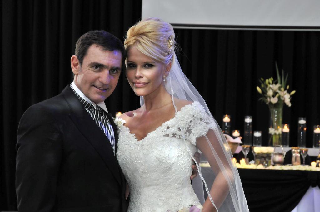 Mirá las fotos del casamiento de Nazarena Velez. Qué opinás?