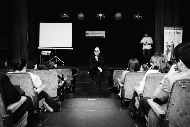 Conferencia de Martin Roig