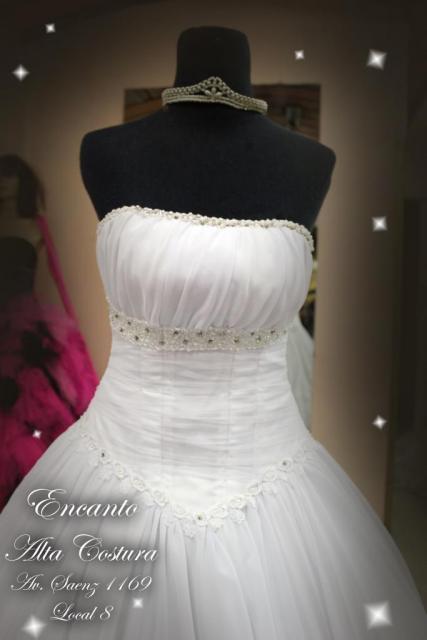 encanto alta costura (Vestidos de Novia)
