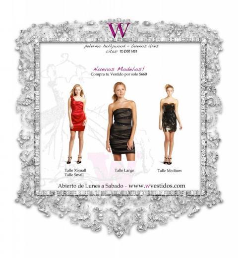 W - Vestidos (Vestidos de Fiesta y Madrina)   Casamientos Online