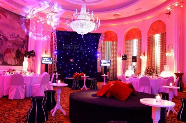 Plaza Hotel - Salón Colonial | Casamientos Online