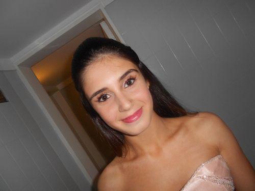 ana de casal, maquillaje | Casamientos Online