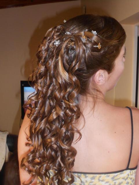 Ana de Casal (Peinados)