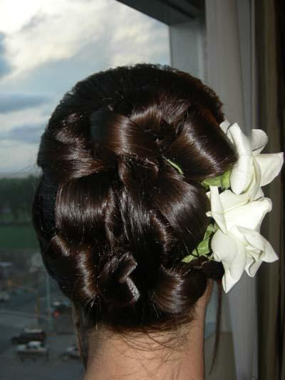 Peinados byMelisa Casal | Casamientos Online