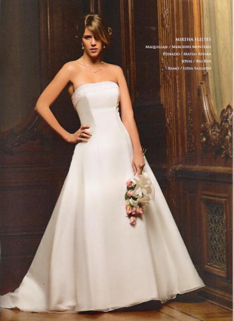 Producción junto a Revista Fiancee para Mirta Fleites | Casamientos Online