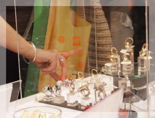 Stand Joyeria Big Ben en Jornadas CasamientosOnline Abril 2010 | Casamientos Online