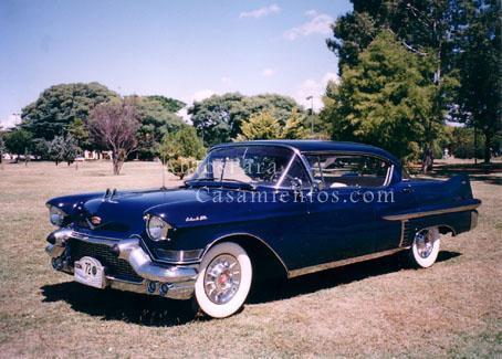 Cadillac Deville 57 | Casamientos Online