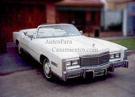 Cadillac El Dorado | Casamientos Online