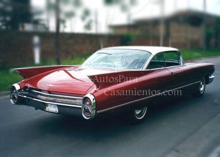 Cadillac Deville 60 coupé  | Casamientos Online