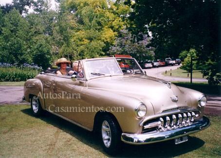 Chrysler Desoto 51 | Casamientos Online
