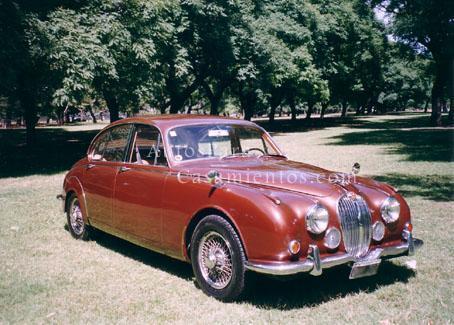 Jaguar MKII 67 | Casamientos Online