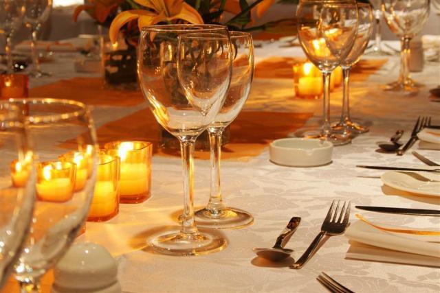 Ambientación comunión | Casamientos Online