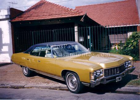 Chevrolet Caprice 71 | Casamientos Online