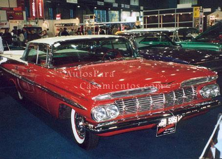 Chevrolet Impala 59 | Casamientos Online