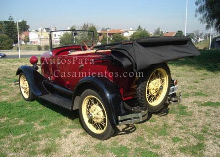 Ford A 28 | Casamientos Online