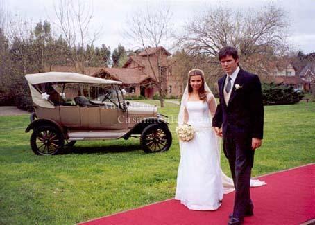 Ford T 1916 | Casamientos Online