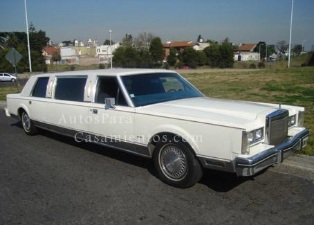 Limousine Lincoln Pte | Casamientos Online