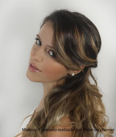 Make up Planner Peinado de novia