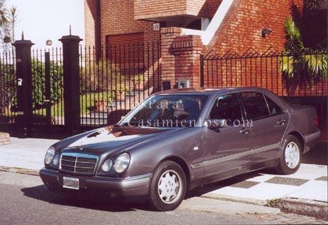 Merc.Benz E290 | Casamientos Online