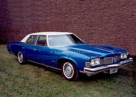 Pontiac Catalina 73 | Casamientos Online