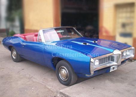 Pontiac GTO 68 | Casamientos Online