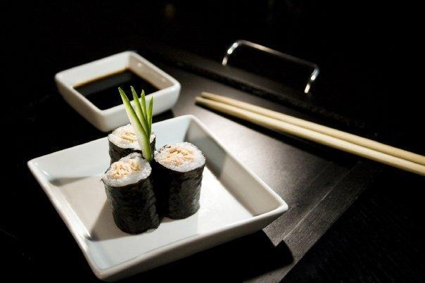 El mejor sushi para vos y tus invitados